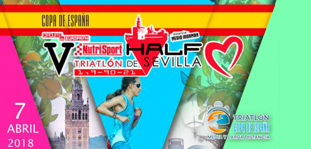 Half Triatlón Sevilla