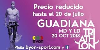 Triatlón Guadiana