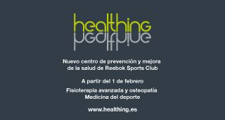 Reebok healthing