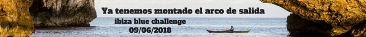 Ibiza Blue Challenge