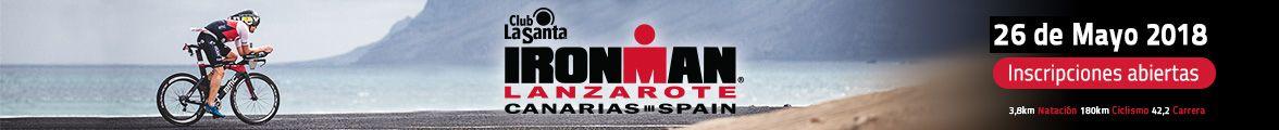 Ironman Lanzarote 2018