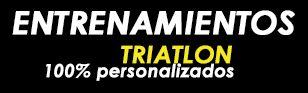 Entrenamientos Triatlon Online