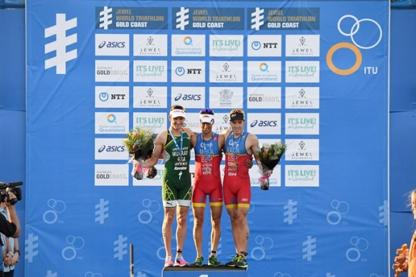 podium Gold Coast