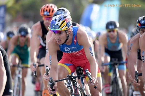 Mario Mola en ciclismo
