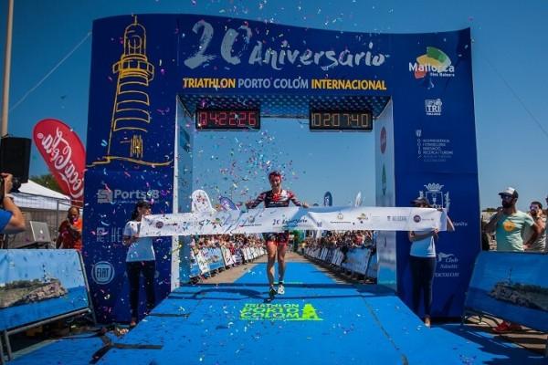 Lisi Gruber  ganandora Triathlon Portocolom