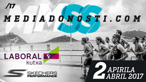 Media maratón Donosti