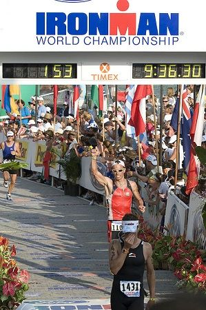 Albert Comas, 5 veces finisher en Kona