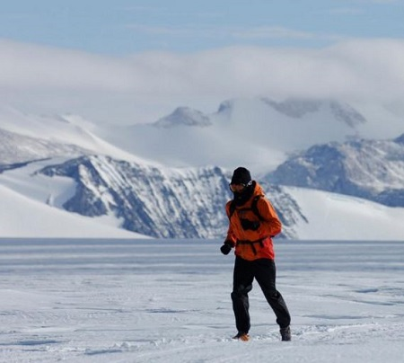 Antarctic Ice Marathon.
