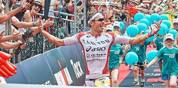 Jan Frodeno Campeon Mundo Ironman Hawaii Kona 2016