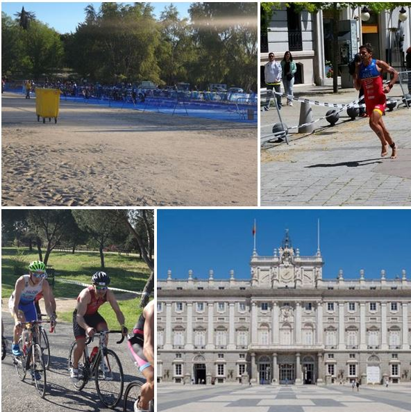 Triatlon Popular Madrid Copa Europa Triatlon