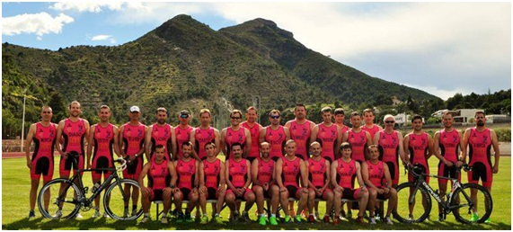 CLUB TRIATLON TRILAVALL