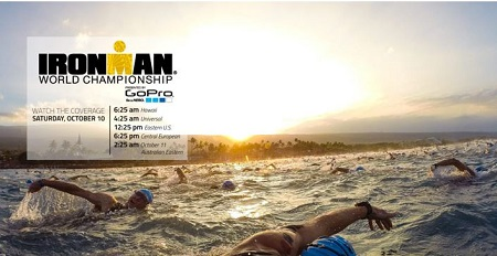 Ironman Hawaii Live 101015