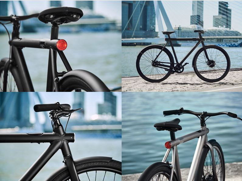 Bicicleta Electrified S