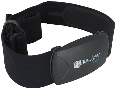 Entrena con tu Iphone  con  Runalyzer blue