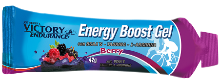 Energy Boss Gel, nuevo sabor