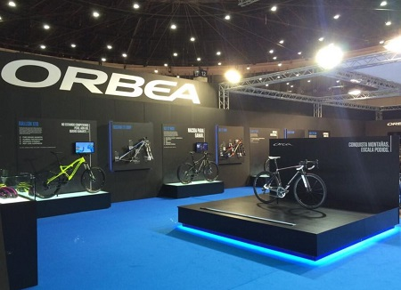 Orbea Stand 230914