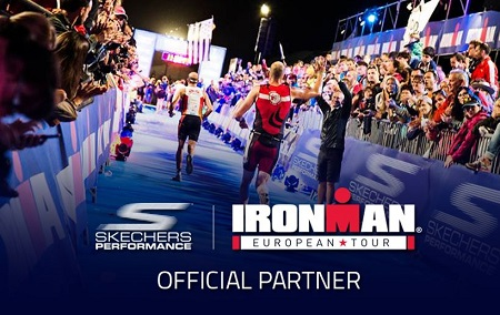 Skechers Performance oficial patner del Ironman European Tour