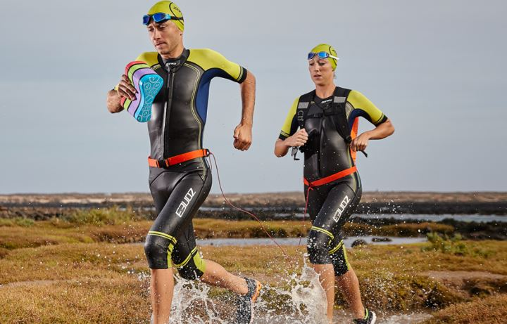 Neopreno Zone3 Versa Swimrun