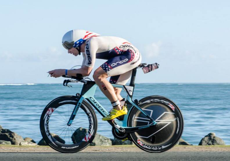 Andrew Starykowicz Record Ciclista Ironman Texas