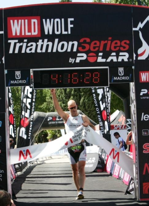 600 inscritos en solo 48 horas en WILD WOLF Triathlon Series by POLAR Madrid