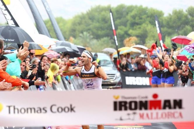 Carlos Lopez Ironman Mallorca