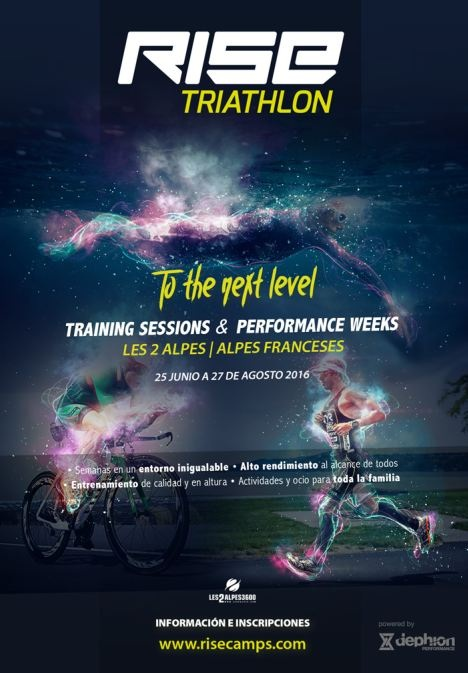 Cartel Rise Camps Triathlon