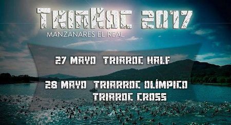Cartel Triaroc 2017 Apertura Inscripciones
