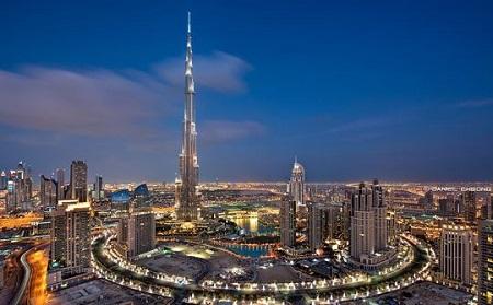 Challenge Dubai