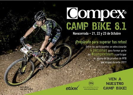 Compex Camp Bike Navacerrada
