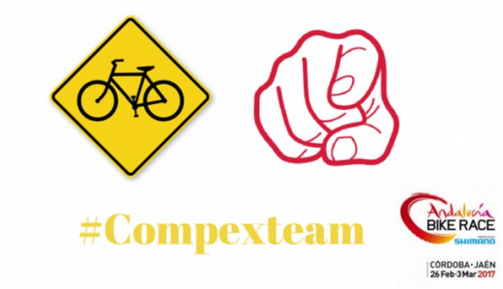Compex Team Andalucia Bike Race 2017