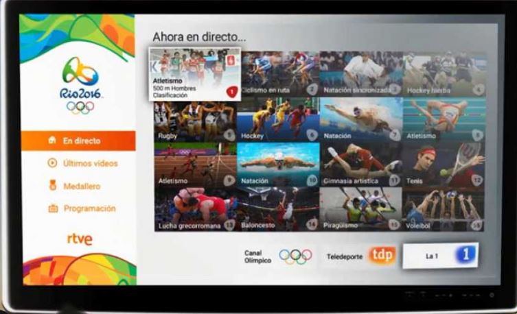 Directo Juegos Olimpicos Portada