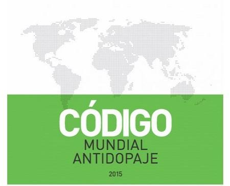 Novedades del c digo mundial antidopaje 2015 for Codigo nuevo instagram