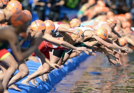 Triatlón en Madrid