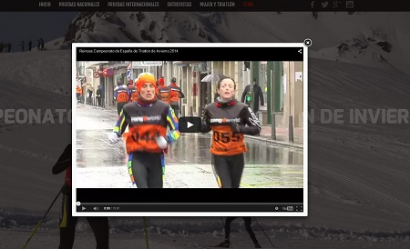 Canal multimedia de Triatlón FETRI TV