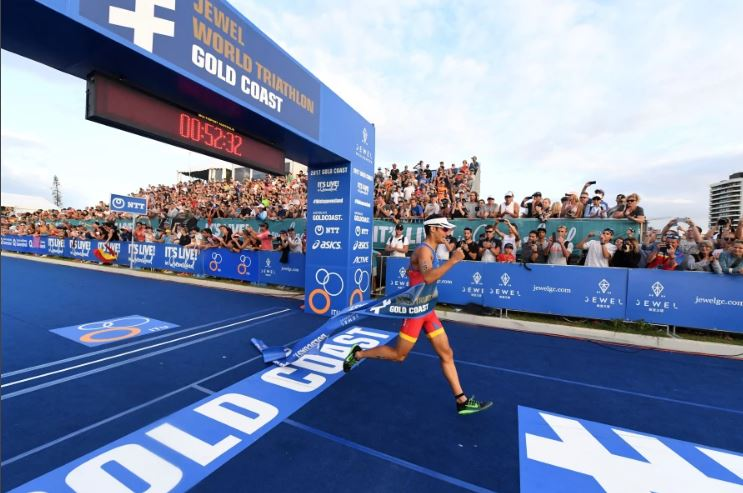 Granfinal World Triathlon Series 2018 Gold Coast