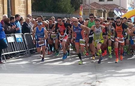 Grupos de Edad en Campeonato España duatlón 2015 en Soria