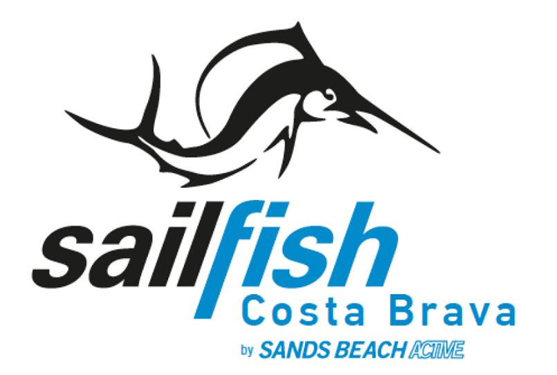 Logo Sailfish Costa Brava