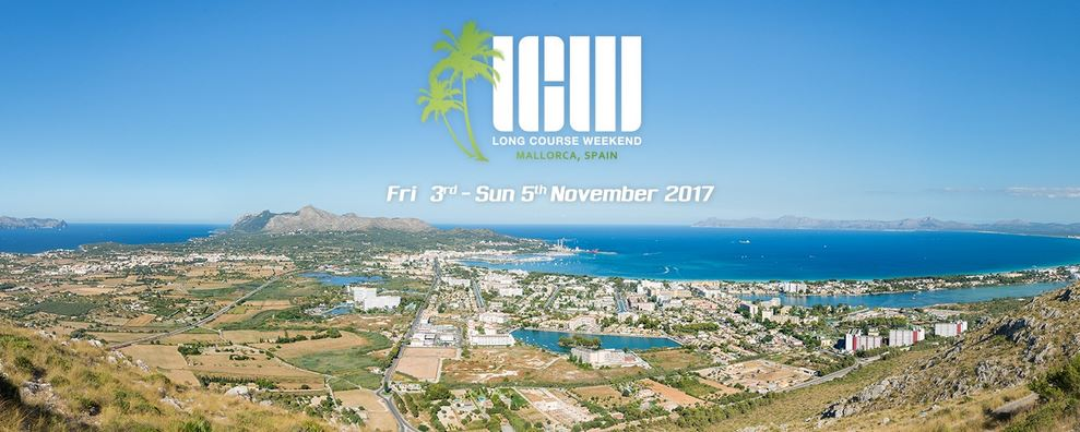 Long Course Weekend Mallorca Cartel