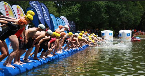 Calendario Triatlón Madrid 2015
