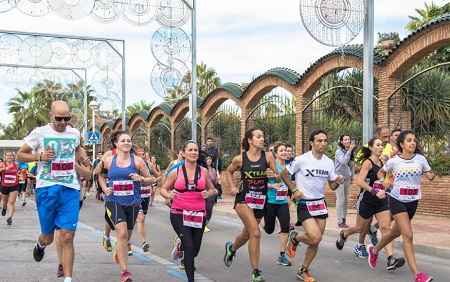 Carrera a pie 5 km Pure Triathlon