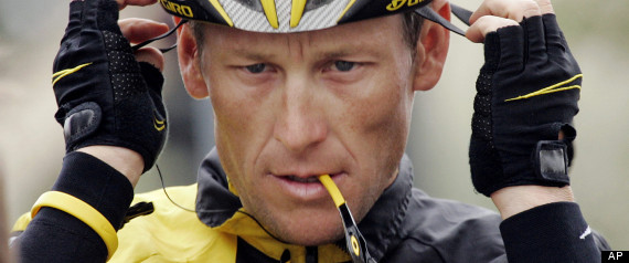 R LANCE ARMSTRONG