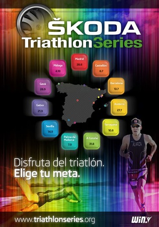 ŠKODA Triathlon Series