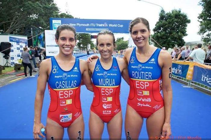 triathlon feminin