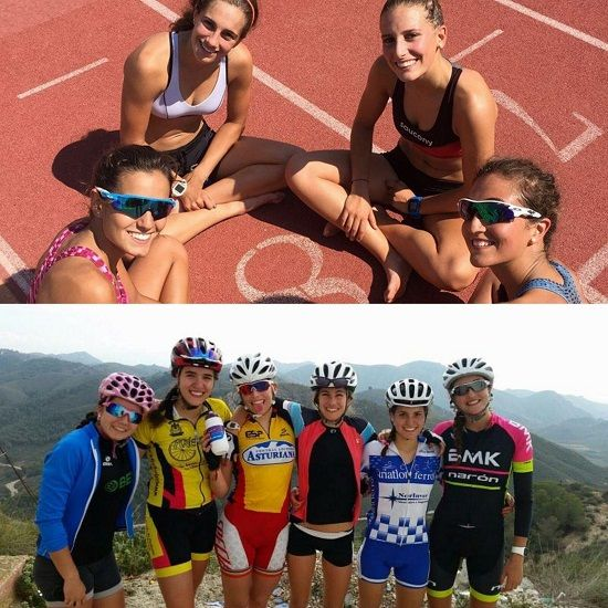triatlon femenino espana juniors