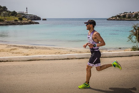 Carrear a pie del Triathlon Portocolom