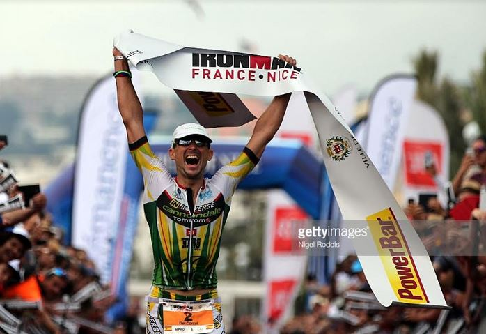 Victor Corral Ironman France 190816