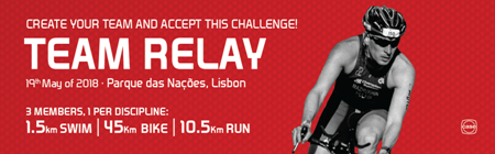 Challenge LIsboa Team Relay