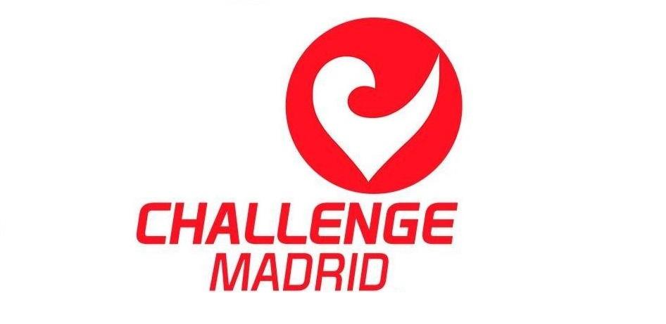 Challenge Madrid Logo Blanco