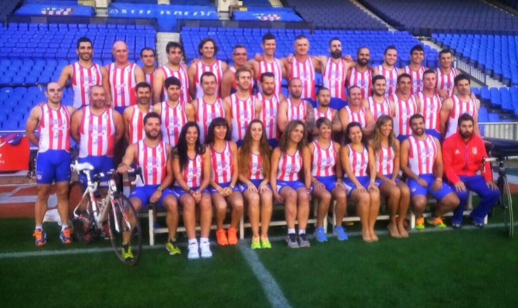 Club Triatlon Atletico Madrid Cambia Nombre