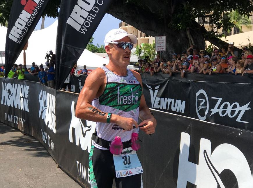 lionel sanders ironman hawaii
